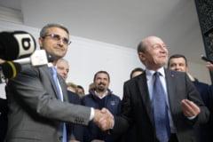 Turcescu. Ma asteptam sa ramaneti presedinte. Basescu: Sa ajung ca Iliescu sa ma tarai prin partid?