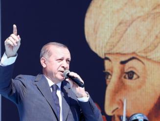 Turcia a pornit la razboi impotriva kurzilor din Siria UPDATE A inceput ofensiva terestra