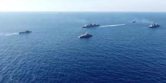 Turcia acuza Grecia ca incalca tratatele in Marea Egee