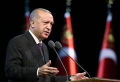 Turcia anunta descoperirea altor 85 de miliarde metri cubi de gaze naturale in Marea Neagra. Zacamantul se afla la frontiera maritima cu Romania