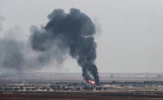 Turcia ar fi folosit fosfor alb impotriva kurzilor in Siria. Mai multi copii au fost raniti din cauza armelor chimice, interzise de legea internationala