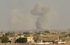 Turcia ataca cu avioane de vanatoare si artilerie nordul Siriei. Franta condamna ofensiva si cere interventia ONU