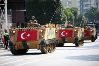 Turcia este gata sa lanseze ofensiva impotriva kurzilor din Siria, in ciuda amenintarilor lui Trump