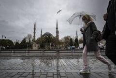 Turcia intra in lockdown total trei saptamani. Presedintele Erdogan a decretat inchiderea tarii pentru reducerea cazurilor de COVID