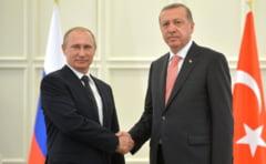 Turcia multumeste Rusiei pentru sustinerea acordata in timpul tentativei de lovitura de stat