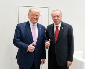 """Turcia va continua ofensiva in Siria, """"cu sau fara sustinerea lumii"""". 50 de bombe atomice americane sunt aproape de zona de conflict"""