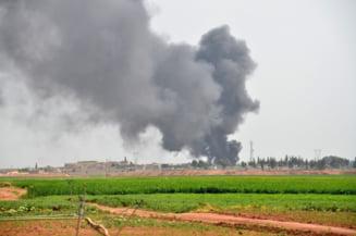 Turcii au impuscat la granita civili care fugeau din Siria, inclusiv copii