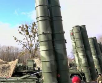 Turcii cedeaza in fata lui Trump? Livrarea sistemelor S-400 de la rusi ar putea fi amanata