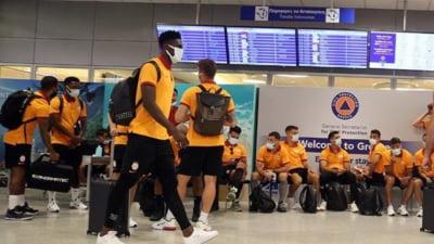 Turcii de la Galatasaray nu au fost lasati sa intre in Grecia pentru un meci amical din cauza testelor COVID 19
