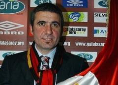 Turcii fac un gest de aur pentru Hagi