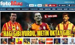 Turcii sunt in delir: A marcat ca Hagi! (Video)