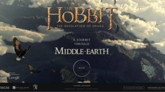 Turism virtual. Calatoreste in Middle Earth, tara hobbitilor si a elfilor VIDEO