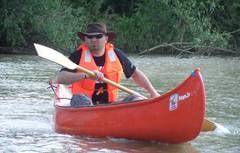 Turismul salajean, promovat din canoe