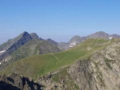 Turist german, mort in Muntii Fagaras dupa ce a cazut de la inaltime