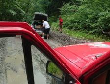 Turisti salvati de salvamontisti dupa ce GPS-ul i-a trimis din greseala in salbaticie