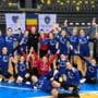Turnee de handbal feminin la Targu Jiu