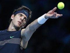 Turneul Campionilor: Federer si Del Potro merg in semifinale