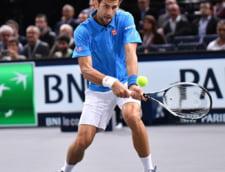 Turneul Campionilor: Novak Djokovici castiga cu emotii primul joc de la Londra