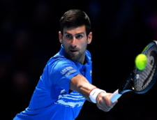 Turneul Campionilor: Novak Djokovici debuteaza la Londra in stil de mare campion