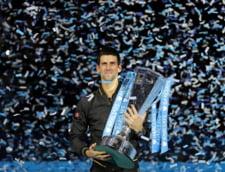 Turneul Campionilor: Novak Djokovici face istorie si mai castiga un trofeu