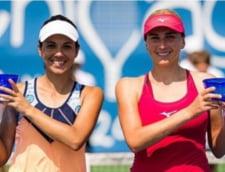 Turneul WTA de la Moscova: prima victorie romaneasca pe tabloul principal. Desfasurare de scor spectaculoasa