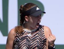 """Turneul de la Indian Wells: mare surpriza in """"batalia"""" campioanelor de la Roland-Garros"""