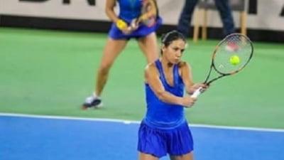Turneul de la Madrid: Simona Halep a ramas singura romanca in competitia patronata de Ion Tiriac. Cum a fost eliminata Raluca Olaru