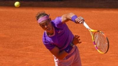 """Turneul de la Madrid: rezultat """"bomba"""" in sferturile de finala. Cine l-a invins pe """"regele zgurii"""" Rafael Nadal"""
