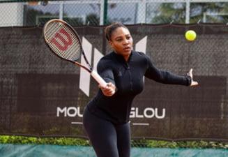 Turneul de la Roma: urmeaza meciul pe care Serena Williams il va tine minte toata viata. Care e motivul