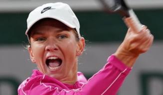 Turneul de la Roma: veste excelenta pentru Simona Halep. Cum a fost ajutata romanca de castigatoarea de la Roland-Garros
