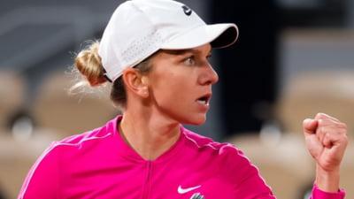 Turneul de la Stuttgart: Simona Halep a ramas singura romanca din competitie. Laura Ioana Paar, invinsa in calificari