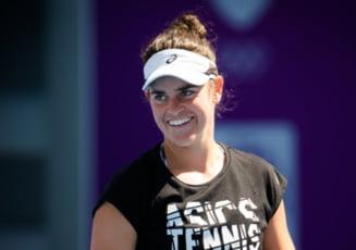 """Turneul de tenis de la Doha a inceput cu o """"bomba"""". Finalista de la Australian Open, spulberata in mai putin de o ora"""