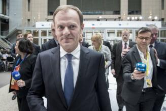 Tusk: UE nu va trimite trupe de mentinere a pacii in Ucraina