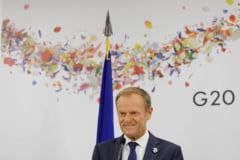 Tusk, mesaj pentru Iohannis: Multe multumiri pentru o presedintie romana energica si de succes