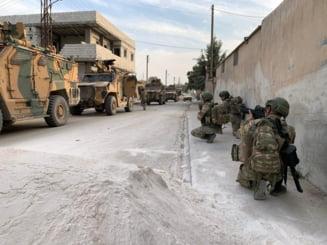 Tusk spune ca acordul turco-american privind suspendarea ofensivei in Siria nu este o incetare a focului reala
