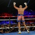 Tyson Fury, victorie prin KO in Las Vegas, in fata unui adversar neinvins pana acum (Video)