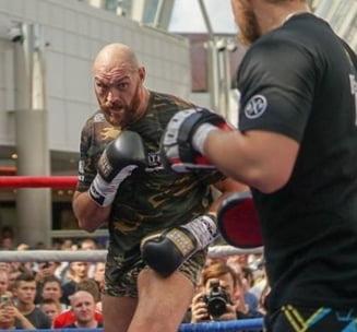 Tyson Fury a dat lovitura carierei: Contract de 100 de milioane de dolari!