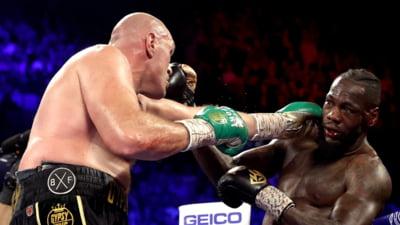 Tyson Fury devine campion mondial WBC la categoria grea, dupa o victorie la rivalul Deontay Wilder (Video)