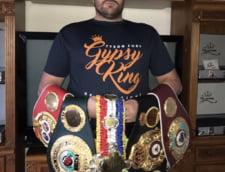 Tyson Fury isi anunta revenirea in box cu o invitatie catre Donald Trump