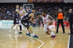 U-BT Cluj-Napoca, invinsa de CSM CSU Oradea in FIBA EuroCup