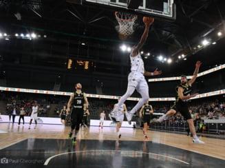 U-BT Cluj-Napoca joaca doua turnee la finalul anului
