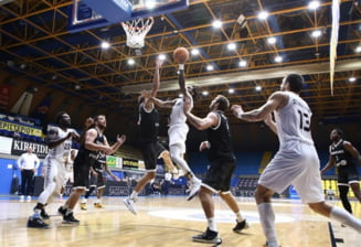 U-BT Cluj-Napoca s-a calificat in grupele Basketball Champions League