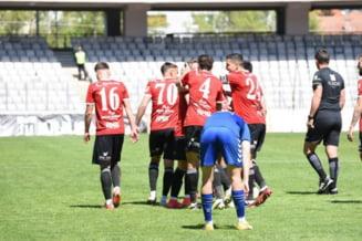 U Cluj, UMILITA de echipa comunei Recea. Clujenii termina in genunchi sezonul 2020-2021 simai rateaza un sezon