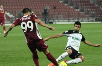 U Cluj se califica in finala Cupei Romaniei