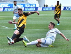 U Craiova pierde acasa cu AEK Atena, in preliminariile din Europa League