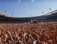 U2 a stabilit un nou record de audienta pe Wembley