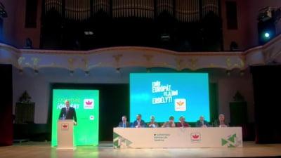 UDMR, curtata de toate fortele politice prezente la congresul Uniunii de la Cluj-Napoca