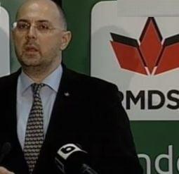UDMR, de acord cu Basescu - nu vrea angajarea raspunderii pe Legea Sanatatii