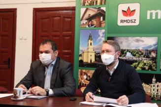 UDMR Bihor va avea cel putin un senator si doi deputati in Parlamentul Romaniei. Cseke Attila prinde al patrulea mandat