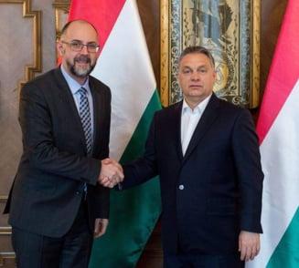 UDMR il felicita pe Viktor Orban pentru victoria in alegeri: Buna treaba, noroc in urmatorii patru ani!